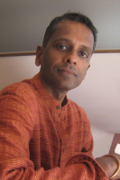 Shyam Selvadurai (photo: Eleanor Wachtel)