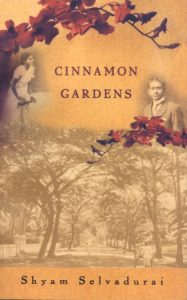 Cinnamon Gardens book cover