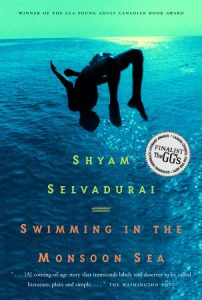 Swimming in the Monsoon Sea book cover