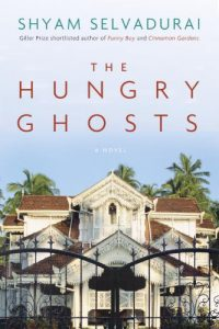 The Hungry Ghosts book cover